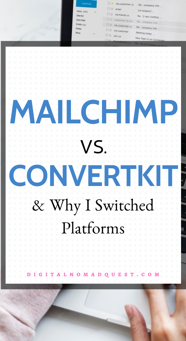 Little Known Facts About Mailchimp Vs Convertkit.